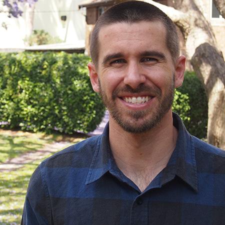 Andrew Sinclair, Petersham Baptist Church Student Pastor