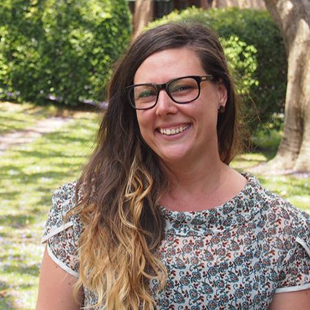 Katie Clisdell, Petersham Baptist Church Children's and Family Worker