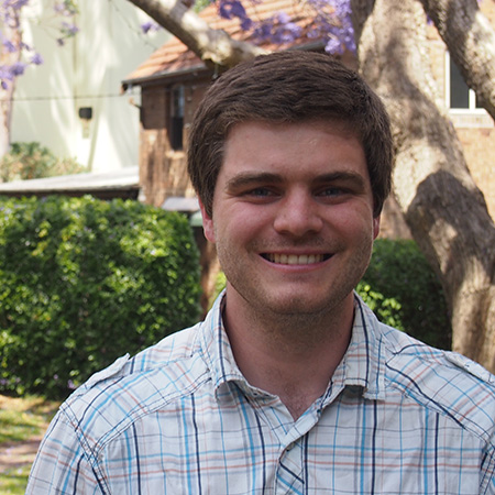 Mat Anderson, Petersham Baptist Church Student Pastor
